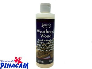 WATHERED WOOD DAS8 CRAQUELADOR 236 ML